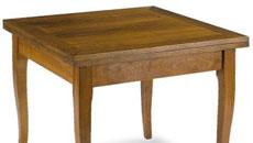 Tavoli in legno per ristoranti with tavoli bar - Ricci casa tavoli ...