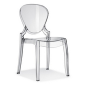 queen 650 chair polycarbonate