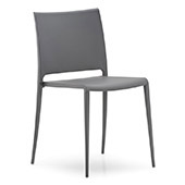 mya 700 chair stackable varnished legs