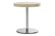 inox 4401 side table round