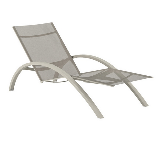 lettino o-zon 195 t2 lounger impilabile