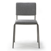 caffe chair stackable