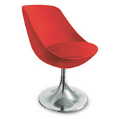 egg s chair round base