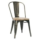 1077 chair antique look