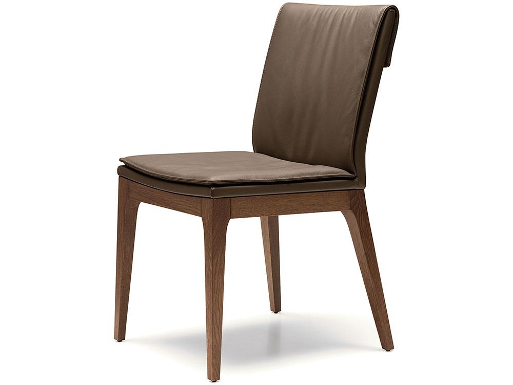 Sedie Schienale Alto Ecopelle : Sedie da salotto schienale alto black pelle orsitalia