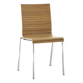 kuadra 1321 chair stackable