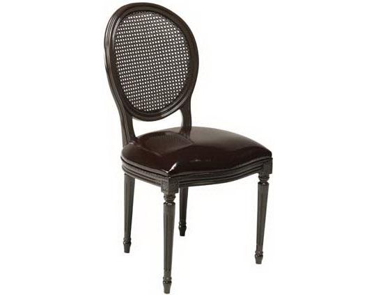 Sedie sedia luigi xvi trianon s200 schienale paglia di vienna