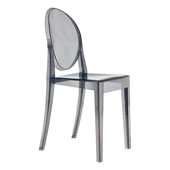victoria ghost chair stackable