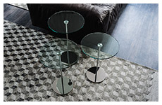set gliss side tables