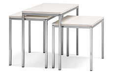 set pocket side tables