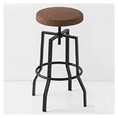 rocket cb 1960-s stool