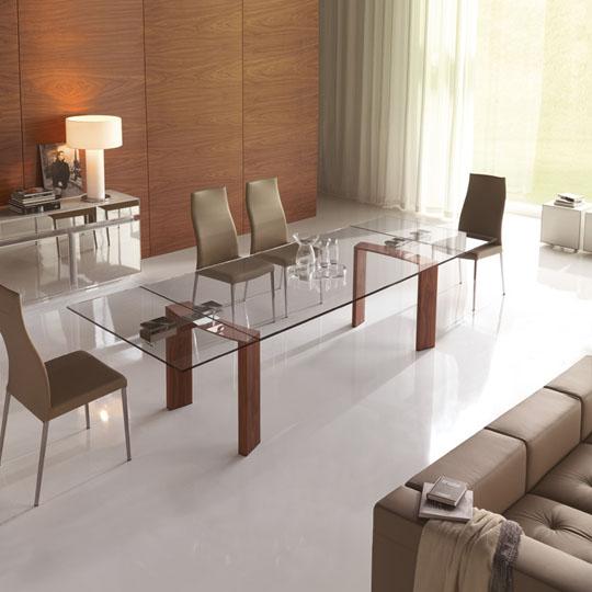 Tavoli tavolo daytona for Tavolo 140x80 allungabile legno
