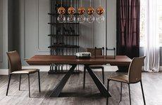 tavoli - tavoli soggiorno in legno e vetro | furlani.it - Tavoli Soggiorno Legno