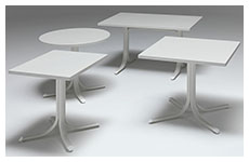 table system 1136 table h.75cm collapsible