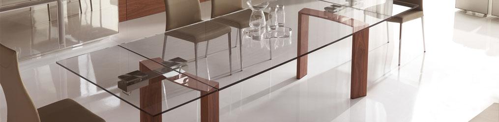 TAVOLI - Tavoli soggiorno in legno e vetro  furlani.it