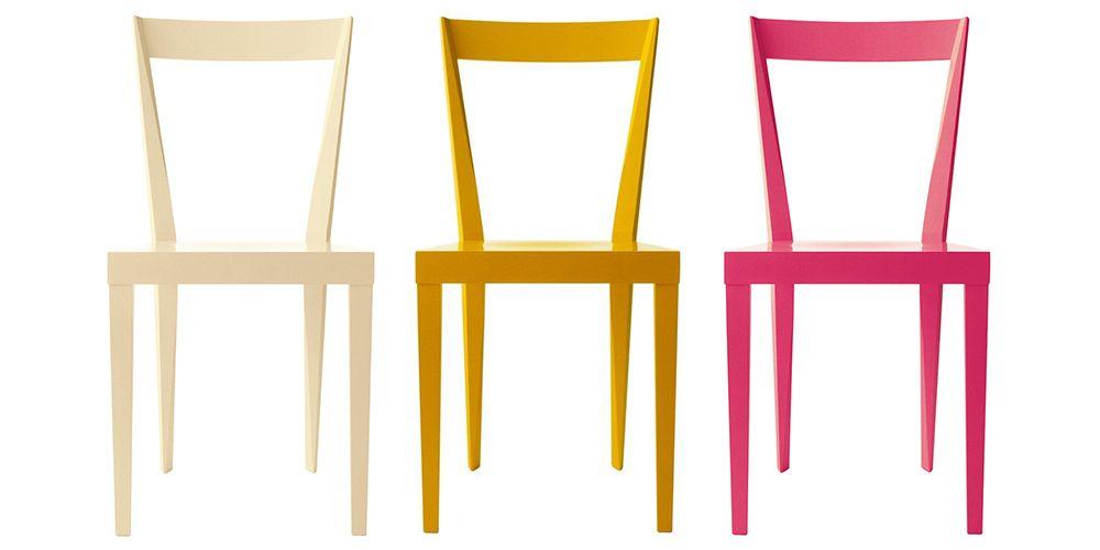 Sedie for Sedie legno moderne