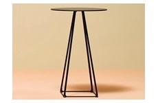 Tavoli Alti Legno : Basi e tavoli metallo alti