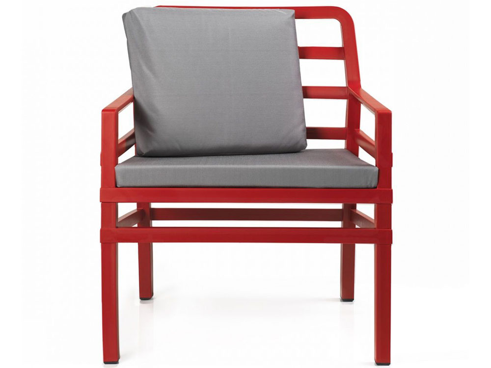 OUTDOOR FURNITURE   Aria Armchair With Cushions | Furlani.it
